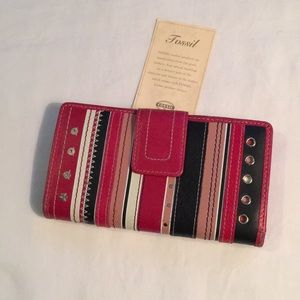 Fossil Wallet Gently Used.